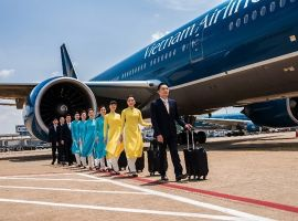 Check in trực tuyến Vietnam Airlines